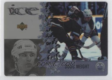 1997-98 Upper Deck Ice McDonald's #MCD18 - Doug Weight