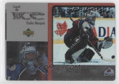 1997-98 Upper Deck Ice McDonald's #MCD23 - Patrick Roy