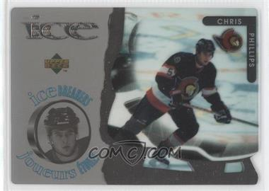 1997-98 Upper Deck Ice McDonald's #MCD37 - Chris Phillips