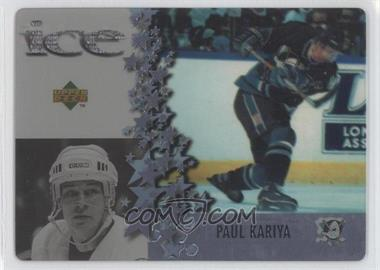 1997-98 Upper Deck Ice McDonald's #MCD9 - Paul Kariya