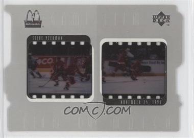 1997-98 Upper Deck McDonald's - Game Film #F3 - Steve Yzerman