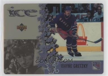 1997-98 Upper Deck McDonald's - Ice #MCD1 - Wayne Gretzky