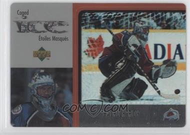 1997-98 Upper Deck McDonald's - Ice #MCD23 - Patrick Roy