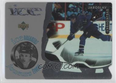 1997-98 Upper Deck McDonald's - Ice #MCD35 - Jaroslav Svejkovsky