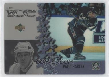 1997-98 Upper Deck McDonald's - Ice #MCD9 - Paul Kariya
