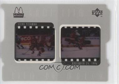 1997-98 Upper Deck McDonald's Game Film #F3 - Steve Yzerman