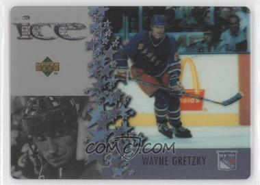 1997-98 Upper Deck McDonald's Ice #MCD1 - Wayne Gretzky