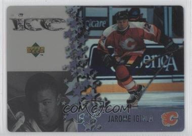 1997-98 Upper Deck McDonald's Ice #MCD12 - Jarome Iginla