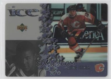 1997-98 Upper Deck McDonald's Ice #MCD12 - Jarome Iginla