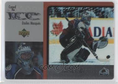 1997-98 Upper Deck McDonald's Ice #MCD23 - Patrick Roy