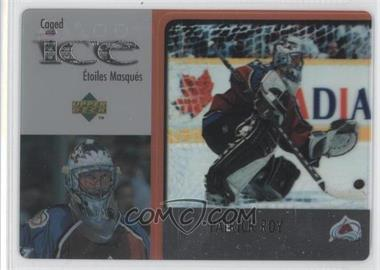 1997-98 Upper Deck McDonald's Ice #MCD23 - Patrick Roy