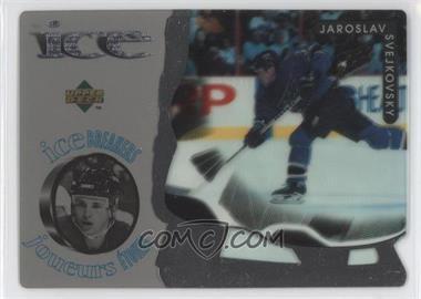 1997-98 Upper Deck McDonald's Ice #MCD35 - Jaroslav Svejkovsky