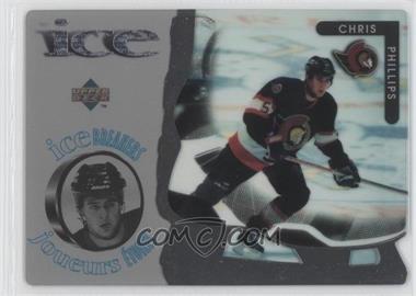 1997-98 Upper Deck McDonald's Ice #MCD37 - Chris Phillips