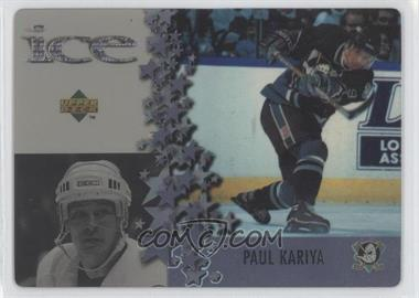 1997-98 Upper Deck McDonald's Ice #MCD9 - Paul Kariya