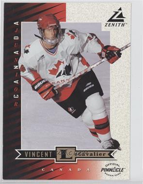 1997-98 Zenith 5X7 [???] #Z75 - Vincent Lecavalier