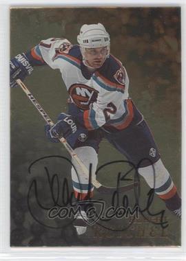 1998-99 Be A Player - [Base] - Gold Autographs #86 - Robert Reichel