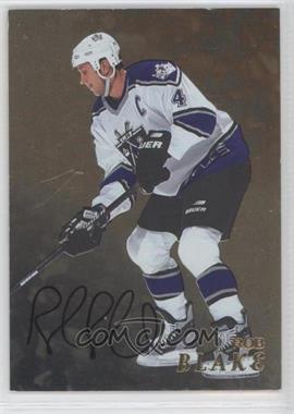 1998-99 Be A Player [???] #212 - Rob Blake