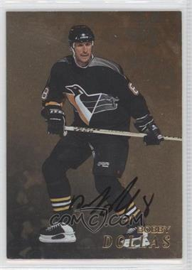 1998-99 Be A Player Gold Autographs #266 - Bobby Dollas
