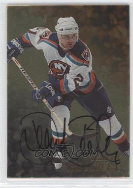 1998-99 Be A Player Gold Autographs #86 - Robert Reichel