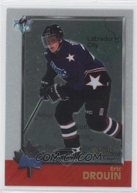 1998-99 Bowman Chrome CHL O-Pee-Chee International #111 - Eric Drouin
