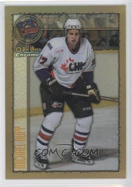 1998-99 O-Pee-Chee Chrome [???] #236 - Michael Rupp