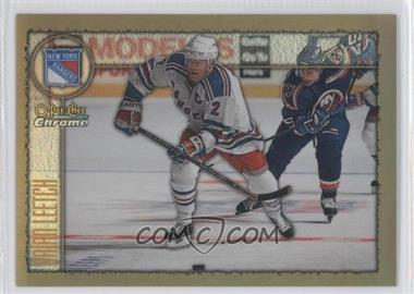 1998-99 O-Pee-Chee Chrome [???] #75 - Brian Leetch