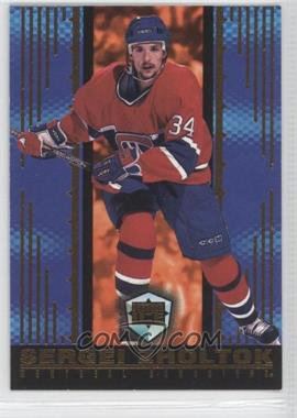 1998-99 Pacific Dynagon Ice - [Base] #99 - Sergei Zholtok