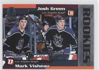 Mark Visheau, Josh Green