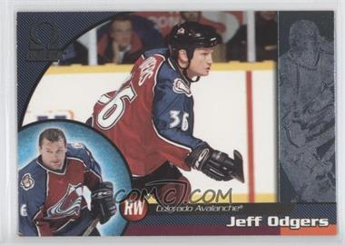1998-99 Pacific Omega [???] #62 - Jeff Odgers