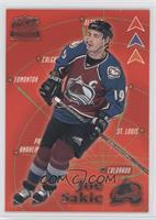 Joe Sakic /299