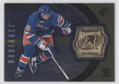 1998-99 SPx Finite - [Base] - Radiance #151 - Wayne Gretzky /875