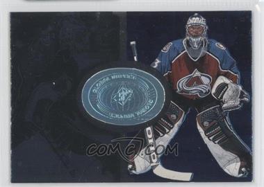 1998-99 SPx Finite - [Base] #119 - Patrick Roy /6950