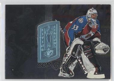 1998-99 SPx Finite - [Base] #171 - Patrick Roy /1620