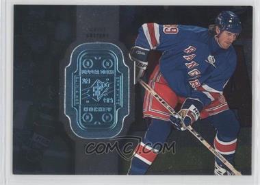 1998-99 SPx Finite [???] #139 - Wayne Gretzky