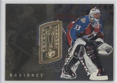 1998-99 SPx Finite Radiance #171 - Patrick Roy /540
