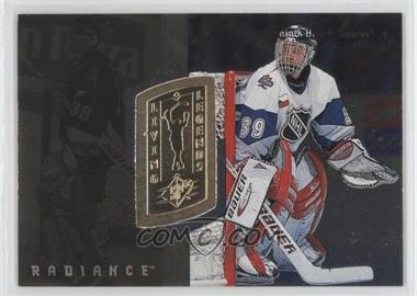 1998-99 SPx Finite Radiance #173 - Dominik Hasek /540