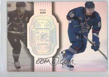 1998-99 SPx Finite Spectrum #84 - Pavel Bure /300