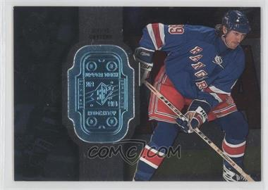 1998-99 SPx Finite #139 - Wayne Gretzky