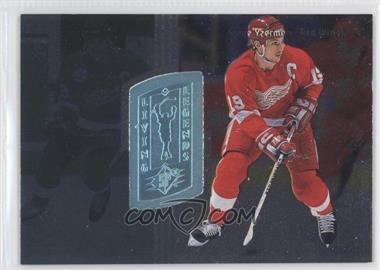 1998-99 SPx Finite #175 - Steve Yzerman /1620
