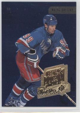 1998-99 SPx Top Prospects - Year of The Great One #WG3 - Wayne Gretzky