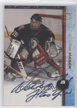 1998-99 Topps Autographs #A8 - Dominik Hasek