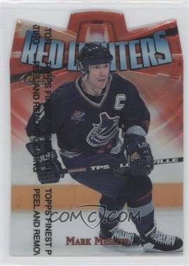 1998-99 Topps Finest [???] #R18 - Mark Messier