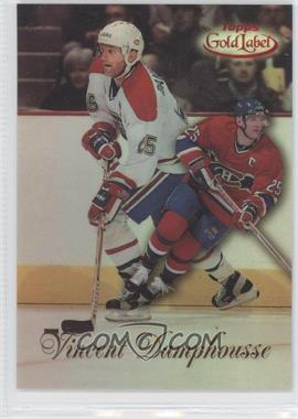 1998-99 Topps Gold Label - [Base] - Class 2 Red Label #67 - Vincent Damphousse /50