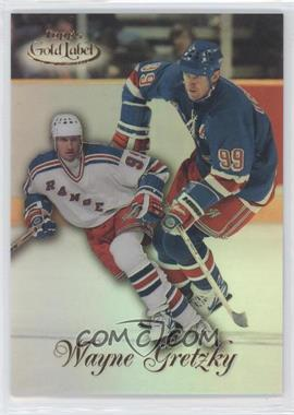 1998-99 Topps Gold Label Class 1 #4 - Wayne Gretzky