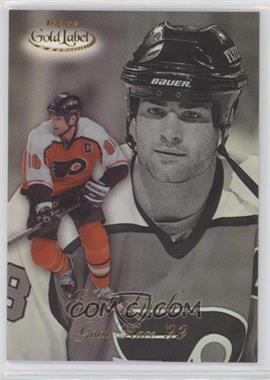 1998-99 Topps Gold Label Goal Race '99 #GR1 - Eric Lindros
