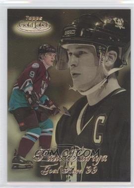 1998-99 Topps Gold Label Goal Race '99 #GR4 - Paul Kariya