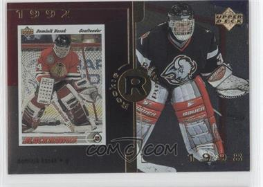 1998-99 Upper Deck - [Base] - Gold Reserve #20 - Dominik Hasek