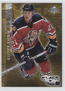 1998-99 Upper Deck Black Diamond Triple Diamond #38 - Mark Parrish /1000