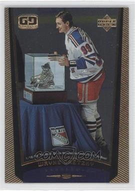 1998-99 Upper Deck Gold Reserve #135 - Wayne Gretzky