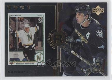 1998-99 Upper Deck Gold Reserve #30 - Mike Modano
